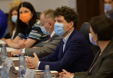 """Primarul General, Nicușor Dan, un acord de parteneriat pentru implementarea proiectului """"Școala Profesională Metropolitană în sistem dual în Municipiul București"""""""