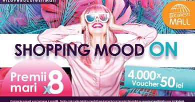 București Mall – Vitan lansează campania Shopping Mood On