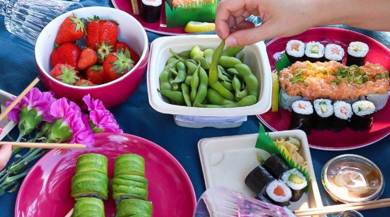 De Ziua Internațională a Sushi, foodpanda îți recomandă 9 feluri de sushi pe care să le încerci